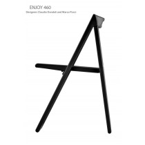 Chaise pliante ENJOY 460,  Designers Claudio Dondoli et Marco Pocci