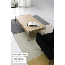 Table basse HELICE, Design by Dual Design pour SANCAL