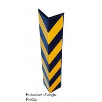 Protection d'angle, Caoutchouc, H 80, L8 cm, Design ProCity