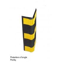 Protection d'angle renforcée, Mousse EVA, H 80, L10 cm, Design ProCity