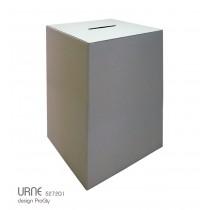 Set de 3 urnes carton - 2000 bulletins x 3, Design ProCity