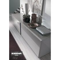 Buffet, ALY 15.W121, 183x52x56 cm, Design by BONTEMPI CASA