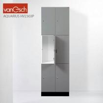 Vestiaires AQUARIUS HV 2303 P,VAN ESCH