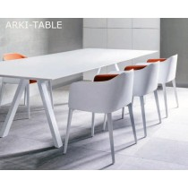 Table ARKI-TABLE, 200 x100 cm, Design by PEDRALI R&D