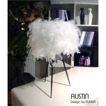 Lampe de table AUSTIN, H 65 cm, Design by DULILLA