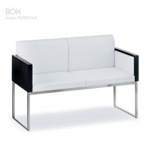 Sofa BOX, L 108 cm, H 78 cm, Design Pedrali R&D