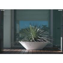 JARDINIERE centre FANG, D 80 Cm, Design by Studio VONDOM