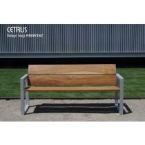 Banc CETRUS 01, Outdoor, 193X61 cm, Design Sergi FERNANDEZ