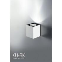 Applique CU-BIC, H 12 cm, Design by LUCENTE