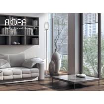 Lampe de sol FLORA, Design Roberto Favaretto