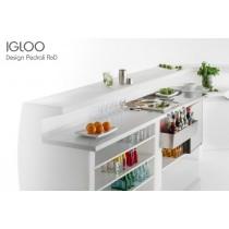 Bar IGLOO IGL + IGL Workstation + IGLC Corner, Designer PEDRALI R&D