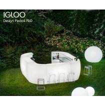 Bar lumineux IGLOO, Designer PEDRALI R&D