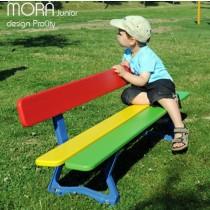 Banc MORA Junior, Fonte et Chêne, L 150 cm,  ProCity