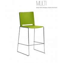 Tabouret empilable MULTI S, IBEBI Design