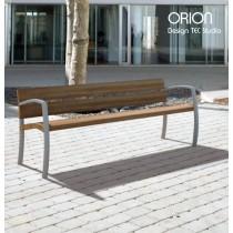 Banc ORION, Outdoor, 185X65 cm, Design TEC Studio