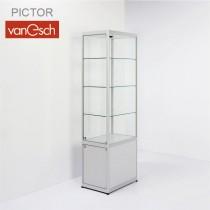 Vitrine armoire, PICTOR VA060K, 60x40  H182 cm, VAN ESCH