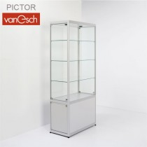 Vitrine armoire, PICTOR VA080K, 80x40  H182 cm, VAN ESCH