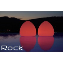 ROCK Flottant LED Rechargeable, Design by Smart and Green