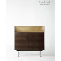 Commode STOCKHOLM STK 203, 180x46x134 cm, Design Mario RUIZ