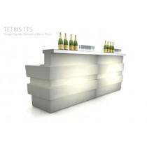 Bar TETRIS TTS 2 modules avec kit d'éclairage