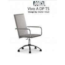 Fauteuil de Direction VIVO DPA, Design walter hösel