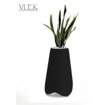 Vase VLEK NANO, H 36 cm, Design Karim RASHID