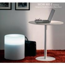 Tabouret lumineux WOW 485 E, Designers Claudio Dondoli and Marco Pocci