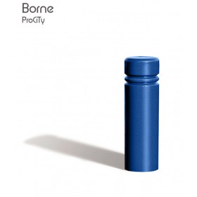 Borne CITY fixe ou amovible, Ø 160 mm, H 55 cm, Fonte, Design ProCity