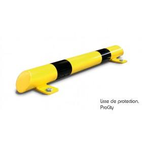 Lisse de protection au sol, Acier, L 80 cm, Design ProCity