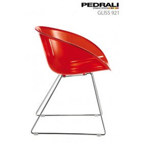 Chaise GLISS 921, Designers Claudio Dondoli and Marco Pocci