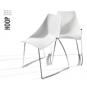 Chaise empilable HOOP, PARRI DESIGN