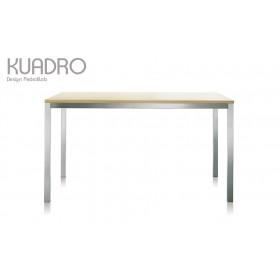 Table KUADRO, 120 X 69 - 140 X80 - 180 x 90 cm, Design by PEDRALI R&D